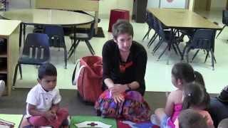 Head Start Handwashing Lesson