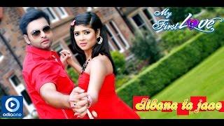Odia Movie   My First Love   Jeebanata   Bulu, Jina   Odia Romantic Songs