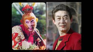 Journey to West Real Actors ( The Monkey King)