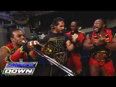 Xxx Mp4 Can The New Day Convince Seth Rollins Of The Power Of Positivity SmackDown Oct 1 2015 3gp Sex