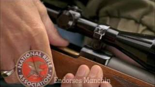 Dead Aim - Joe Manchin for West Virginia TV Ad