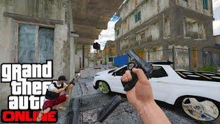 GTA V : VIDA DO CRIME : TO PRONTO PRA JOGAR SUJO, ME AGUARDE NONO : EP# 14
