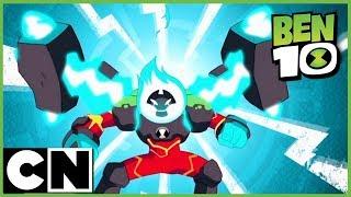 Ben 10 | Heatblast: Omni-Enhanced | Cartoon Network