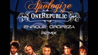 Apologize (Enrique Oropeza Extended Remix) OneRepublic