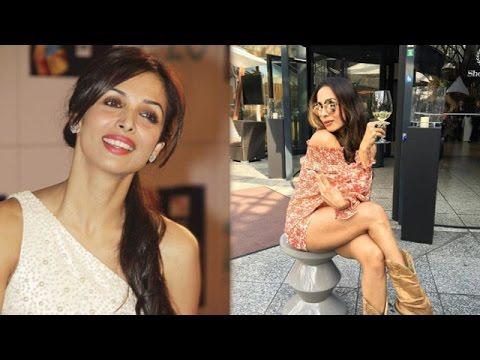 Malaika Creates A Scene After Getting DRUNK   Bollywood News