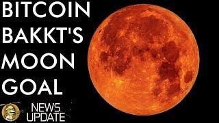 BAKKT - The Moonshot Bitcoin Needs?