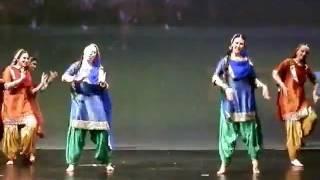Bhangra Holi Mela 2016 (Amritsar Project Moscow)