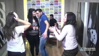 رقصة مصرية شعبية لـ رافاييل جبور و دينا عادل - ستار اكاديمي 11