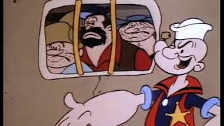 All-New Popeye: Popeye Out West
