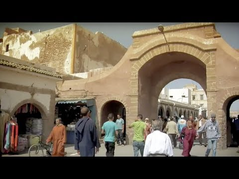 Souk Jedid Essaouira Morocco