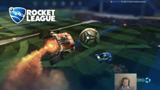 Rocket League Live Stream: