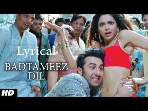 Badtameez Dil mp3 song download mp3hitz.download