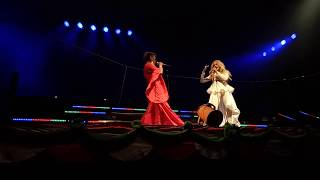 Celine Dion - Love Can Move Mountain (Suzzaravina feat. JaclynVee @RamintenCabaretShow Jogja)