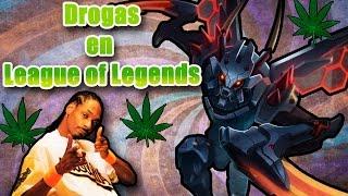 Kha Zix Jungla - También hay drogas en League of legends - Funny