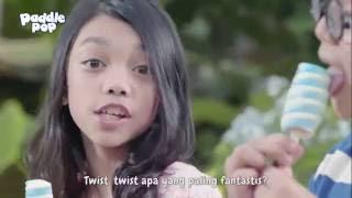 Paddle Pop Twister | SONY FS7