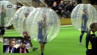 Golden Goal - Boblefotball - Bubble football/soccer (w/English subs)