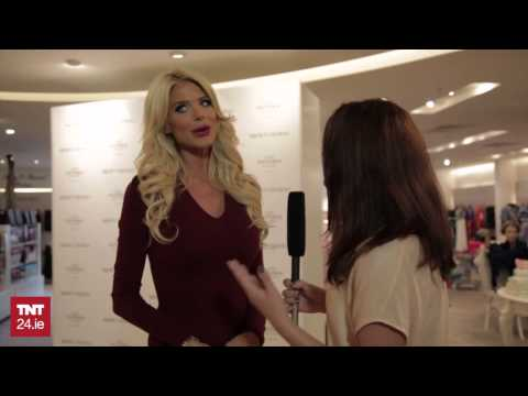 Xxx Mp4 Very Victoria Silvstedt By Marie Meili Launch At Brown Thomas 3gp Sex