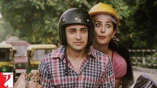 Kush & Dimple on Scooter - Comedy Scene - Mere Brother Ki Dulhan