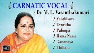 Dr.+M.+L.+Vasanthakumari+-+Carnatic+Vocal+-+Jukebox+-+Indian+Classical+Music