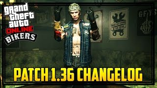 GTA 5 ONLINE 'PATCH 1.36' FULL CHANGELOG! All New Features, Fixes & More!