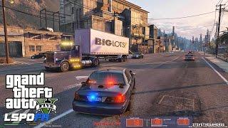GTA 5 LSPDFR 0.3.1 - EPiSODE 216 - LET'S BE COPS - UNMARKED SAHP PATROL (GTA 5 PC POLICE MODS)