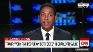 CNN anchor: Trump needs an elementary education