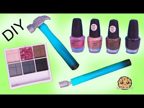 Xxx Mp4 DIY Nail Polish From Eyeshadow Makeup Palette Easy Do It Yourself Craft Video 3gp Sex