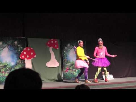 St Alks Panto Fairies