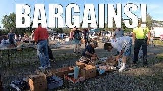 Flea Market Swap Meet - Selling Box Lots Of Treasure