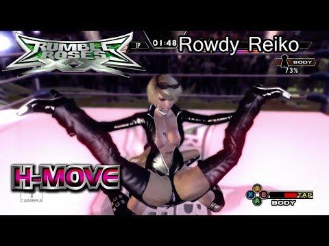 Xxx Mp4 Rumble Roses XX Rowdy Reiko Humiliation Move H Move H K O 3gp Sex