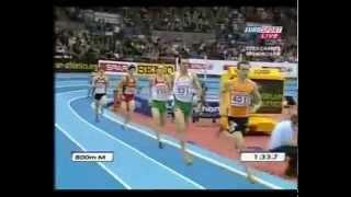 European Athletics Indoor Championships 2007 Birmingham