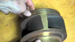 pump Impeller rotation direction how to tell which way motor turns spins by looking at the impeller