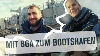 Mit BGA zum Bootshafen   TAG 26