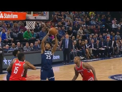 Xxx Mp4 Derrick Rose Slam Dunks And Shocks The Timberwolves Crowd And Rockets Players 3gp Sex