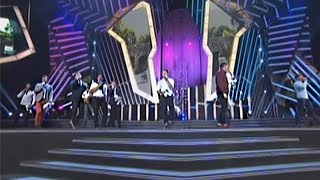 Christmas Special 2015: ABS-CBN Male Actors Performance
