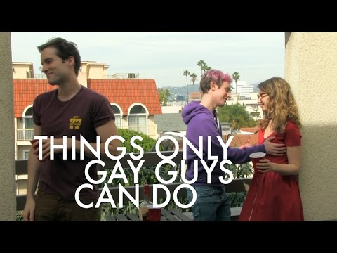 Xxx Mp4 Things Only Gay Guys Can Do 3gp Sex
