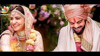 Finally, Anushka Sharma And Virat Kohli Are Married | Bollywood Celebs Wedding