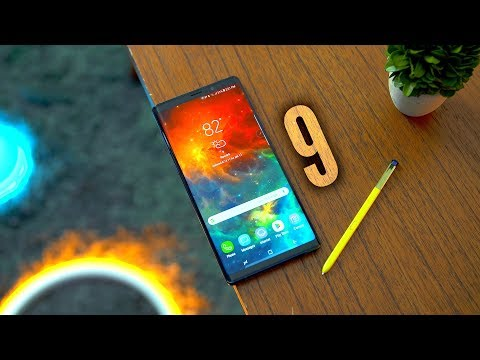 Samsung Galaxy Note 9 REAL Day in the Life