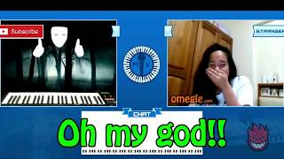 Ghost Omegle Prank!!