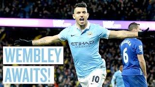 HIGHLIGHTS | City 3-1 Everton | Capital One Cup Semi Final 2nd Leg