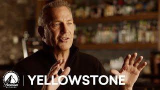Kevin Costner Talks Yellowstone Season 2 | Paramount Network