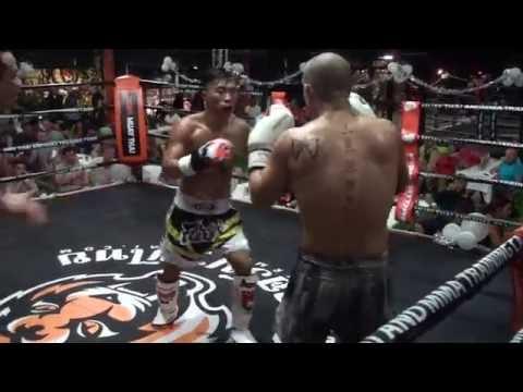BBQ Beatdown 99 George USA vs Martin China