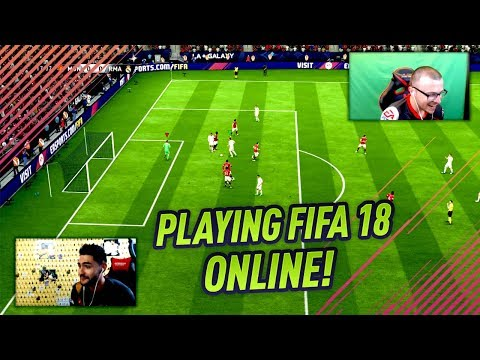 Xxx Mp4 PLAYING FIFA 18 ONLINE EARLY My First FIFA 18 Online Game Vs Ovvy 3gp Sex