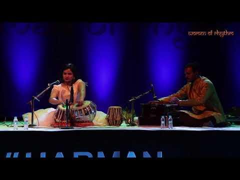 Reshma pandit tabla solo