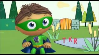 015 Super Why    The Frog Prince