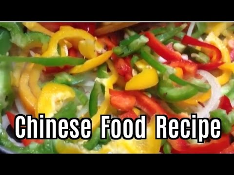 Chinese Style Chicken Recipe in Bangla for Bangladeshi