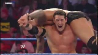 Randy Orton vs Wade Barrett - Survivor Series 2010