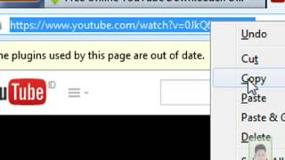 Cara Muah Mendownload Youtube Tanpa Software format FLV, MP4, 3GP, WebM, Audio