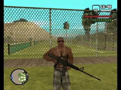 Mods Para GTA San Andreas Parte 4