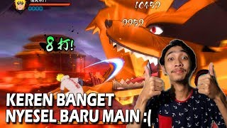 Game Naruto Android - Pecinta Anime Wajib Download Oi !